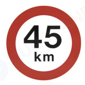 Bromscooters 45km/u
